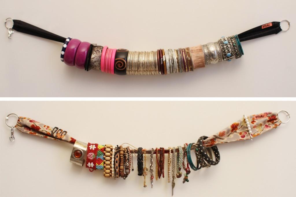 Ruban court /bijoux