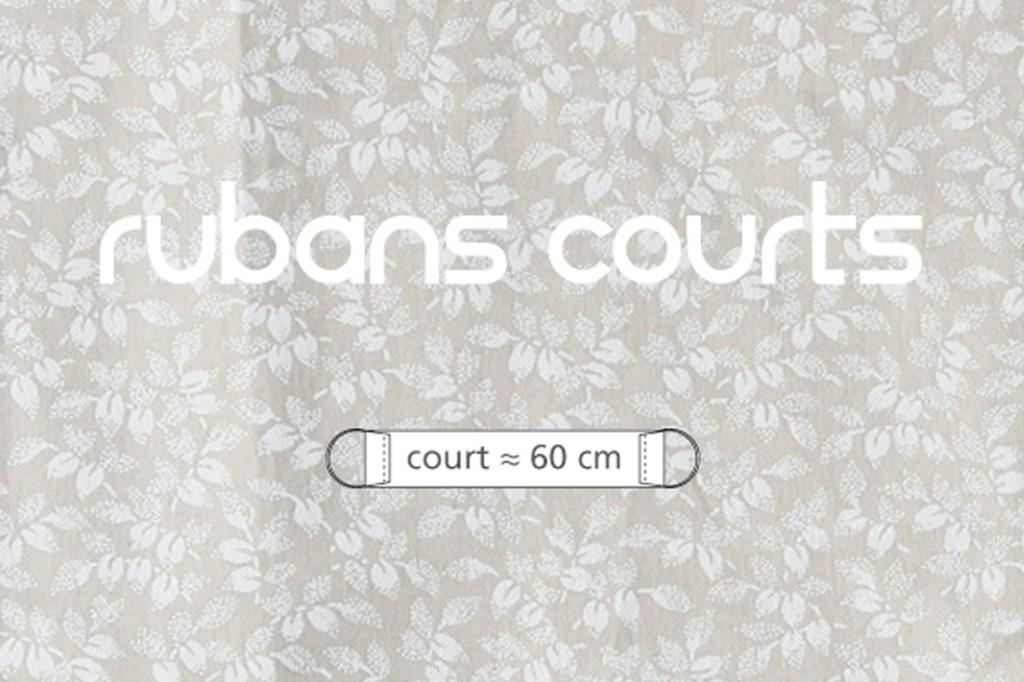 Rubans courts