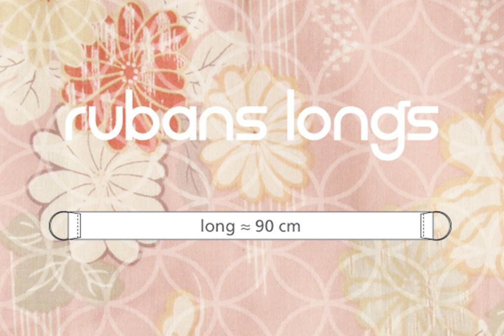Rubans longs