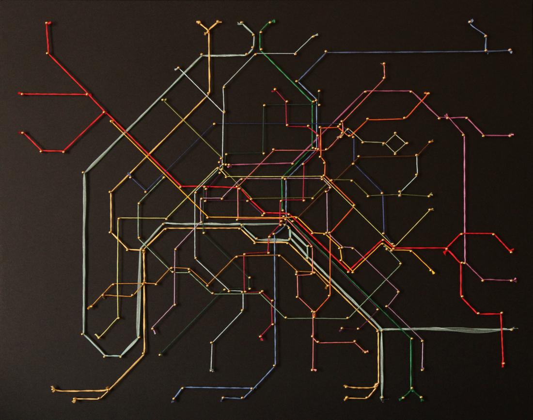 Map /noir