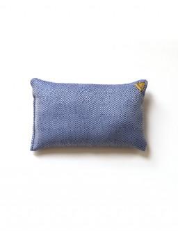 Coussin Chibi small - tissu /haute couture/