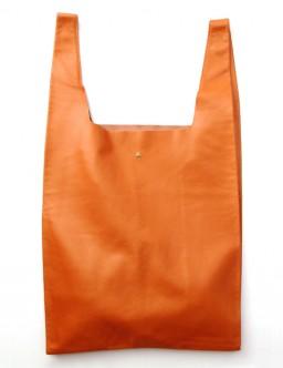 Sac K /orange pailleté/